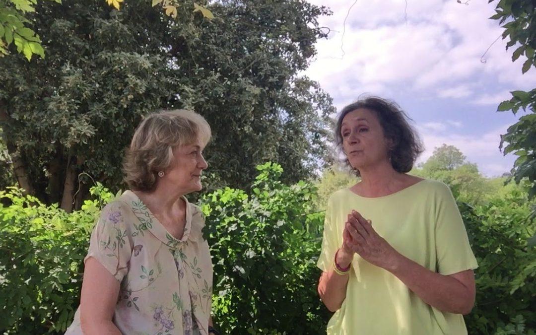 """Gloria Lerin y Lluïsa Sala. """"Método de Liberación de las Corazas"""""""